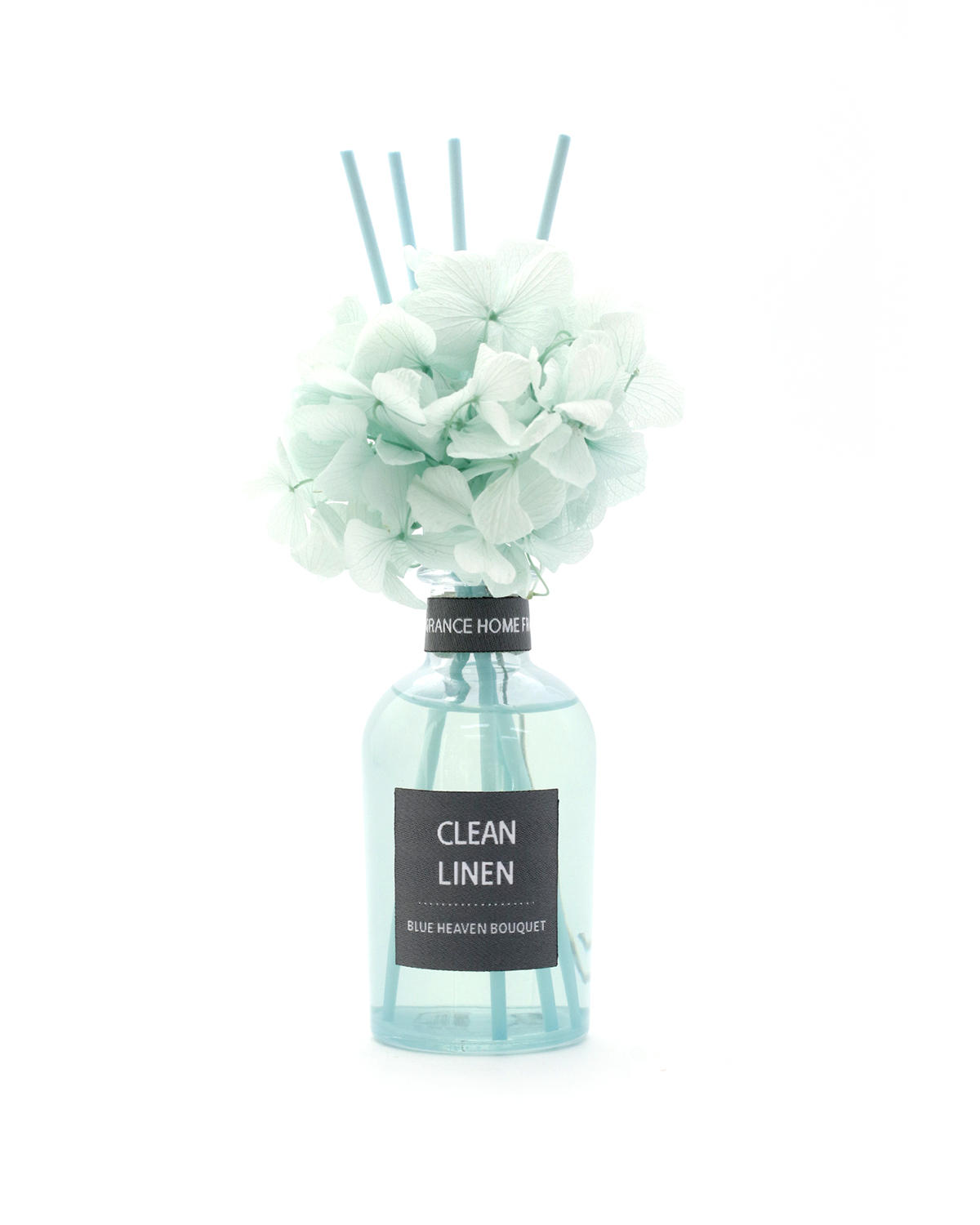 Clean linen preserved flower diffuser blue heaven bouquet aronica previous izmirmasajfo